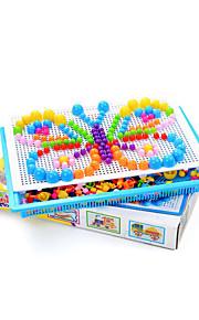 Quebra-cabeças Kit Faça Você Mesmo Quebra-Cabeça Blocos de construção Brinquedos Faça Você Mesmo Borboleta 295 Hobbies de Lazer