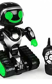 Robô 2.4G Controle Remoto Cantando Dançando Eletrônica Kids '