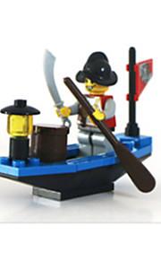 Blocos de Construir para presente Blocos de Construir Modelo e Blocos de Construção Arquitetura 5 a 7 Anos Brinquedos