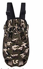 das Haustier Hund Brusttasche bequem vier Tarnung Rucksack Tasche Rucksack aus