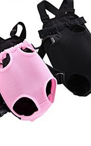l'animale domestico borsa zaino cane petto in fuori quattro comoda bag