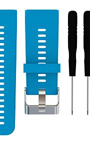 for garmin vivoactive timer mote urlenker silikon stropp erstatning se bandet med verktøy