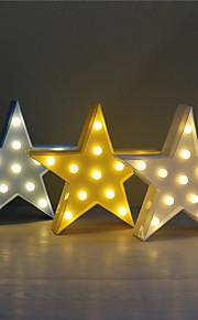 1pcの3d夜の光のプラスチックledランプキッズルームベッドルームベッドサイドランプパーティー結婚式の家の装飾