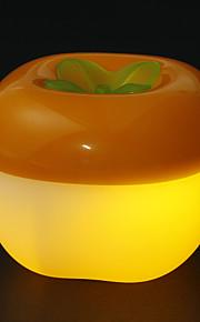 1 stuk twee bestanden dimmen geleid persimmon nachtlicht