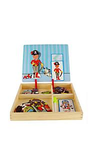 puslespil GDS-sæt Puslespil Puslespil og logisk tænkning legetøj Byggesten Gør Det Selv Legetøj Firkantet 1 Papir Hobbylegetøj