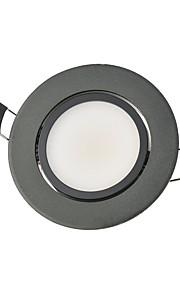 6W 2G11 LED-neerstralers Verzonken ombouw 1 COB 540 lm Warm wit Koel wit Dimbaar Decoratief AC 220-240 AC 110-130 V 1 stuks