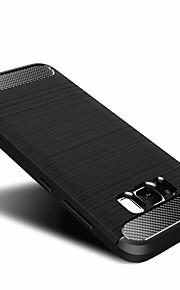 삼성 갤럭시 s8 플러스 s8 케이스 커버 shockproof 다시 커버 라인 파도 부드러운 tpu