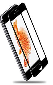 3D מעוקל רך tpe פחמן סיבים קצה פרמיה זכוכית הסרט כיסוי מלא מגן מסך מגן הסרט 9h HD עבור iPhone 6 6s