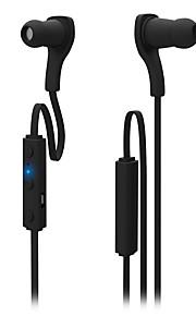 Micrófono del auricular del en-oído del receptor de cabeza del bluetooth del bluetooth v4.1edr