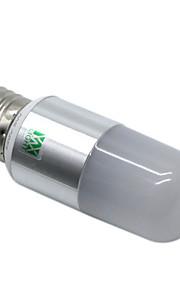 5W E26/E27 LEDボール型電球 7 SMD 2835 400-500 lm ホワイト 装飾用 交流220から240 V 1個