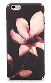 För Apple iPhone 7 7plus fodral mönstret bakplåtsväska blomma hård pc 6s plus 6 plus 6s 6