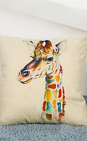1 Pcs Elk series  45cm*45cm  Decorative Pillow Cover