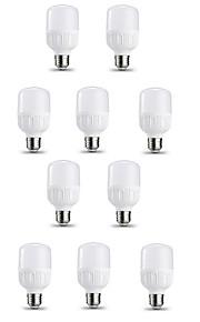 5W E27 LED-globepærer A60(A19) 6 SMD 5630 500 lm Kjølig hvit Dekorativ AC 220-240 V 10 stk.