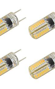 3W Luci LED Bi-pin T 64 SMD 3014 260 lm Bianco caldo Luce fredda V 4 pezzi