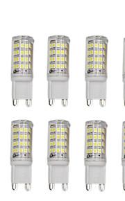 3W Żarówki LED bi-pin T 52 SMD 2835 350 lm Ciepła biel Zimna biel V 10 sztuk