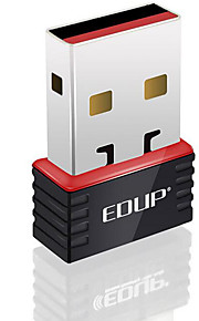 EDUP USB Wireless wifi adapter 150mbps mini wifi dongles network lan card EP-N8508