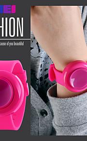 Women's Men's SKMEI  LED Digital Sports Watch Fashion Casual Dress Waterproof Women's Watches Student Jelly Wristwatches 4COLORS