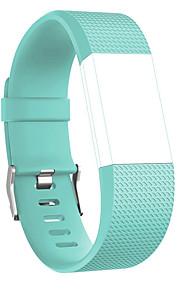 ゴム スポーツバンド のために Fitbit 時計