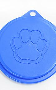 Kat Hond Voerbakken en drinkflessen Huisdieren Kommen & Voeden draagbaar Willekeurige kleur