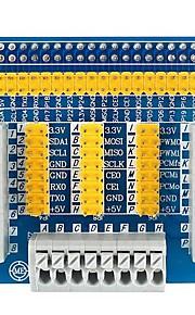 Adaptateur multifonctionnel gpio adaptateur adaptateur pour raspberry pi 3