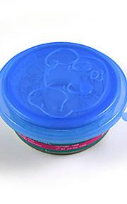 Katze Hund Schalen & Wasser Flaschen Haustiere Schüsseln & Füttern Tragbar Zufällige Farben