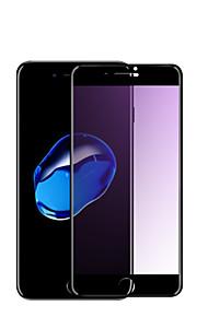 זכוכית מחוסמת (HD) ניגודיות גבוהה קשיחות 9H קצה מעוגל 2.5D הוכחת פיצוץ אנטי אור כחול עמיד לשריטות נוגד טביעות אצבעות מגן מסך אחורי וקדמי
