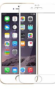 Gehard Glas High-Definition (HD) 9H-hardheid 2.5D gebogen rand Ultra dun Voorkant screenprotectorApple