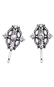 Dame Brocher Euro-Amerikansk Mode Personaliseret Legering Smykker For Bryllup Fest Speciel Lejlighed