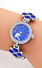 Women's Fashion Wrist Unique Creative Watch Casual Quartz Alloy Band Charm Luxury Elegant Cool Watches