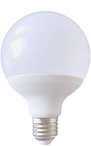 12W LED-globepærer G95 24 SMD 2835 1250 lm Varm hvit Kjølig hvit Lysstyring AC 220-240 V 1 stk.