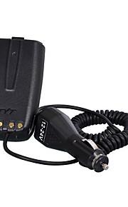 For TYT F5 Car Charger Battery Eliminator  Walkie Talkie Ham Radio Hf Transceiver