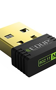 EDUP USB wireless wifi adapter 150Mbps wireless network card EP-N8553