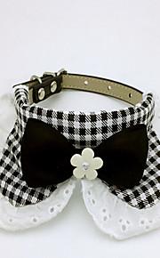 El gato de alto grado de ocio coreano perro de mascota de algodón floral cuello escote triángulo jardín toalla de agua