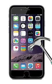 Vetro temperato Alta definizione (HD) Durezza 9H Estremità angolare a 2,5D Proteggi-schermo frontale Apple