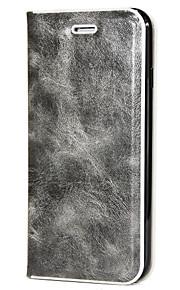 애플 아이폰 7 플러스 7 케이스 커버 카드 홀더 플립 마그네틱 전신 케이스 솔리드 컬러 하드 pu 가죽 iphone 6s 플러스 6s 5s에 대 한