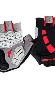 כפפות ספורט/ פעילות יוניסקס כפפות רכיבה קיץ סתיו כפפות אופניים רכיבה על אופניים לביש נושם לייקרה ספנדקס כפפות רכיבה