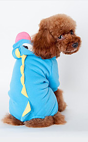 Hund Kostüme Hundekleidung Cosplay Tier Grün Blau Rosa