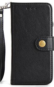 For Apple iPhone 7 7 Plus Case Cover Nitte Spenne Split Pu Materiale Kort Holder Telefon Veske 6 6s pluss