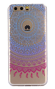 For Huawei P10 Plus P10 Case Cover Pattern Back Cover Case Mandala Soft TPU for P10 Lite  P9 P9 Lite P8 lite 2017 Y6II Y5II Mate9 Honor 5X