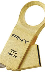 Pny ou6 32g otg micro usb usb 3.0 disco girante flash drive u per tablet Android cellulare