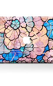 1 Pça. Resistente a Riscos Flôr De Plástico Transparente Adesivo Estampa ParaMacBook Pro 15'' with Retina MacBook Pro 15 '' MacBook Pro