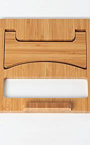 調整可能なスタンド 折り畳み式 他のノートパソコン Macbook ノートパソコン オールインワン ウッド
