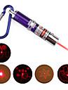 4 em 1 laser vermelho levou chaveiro - roxo