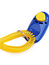 Dog Training Clickers Portable Blue Plastic