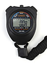 "1.4"" LCD Digital Sports Stopwatch with Strap (1 x LR44)"