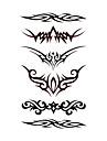 Tatuagens Adesivas Outros Estampado A Prova d\'agua Feminino Girl Adolescente Tatuagem Adesiva Tatuagens temporarias
