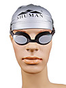 Unisex SM107 Anti-Fog Plating Swimming Goggles