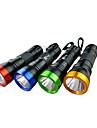 LED Lommelygter / Lommelykter LED 1 Modus Lumens Andre AA Andre , Multi-farget Aluminiumslegering