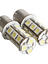 1156 18*5050 SMD White LED Car Signal Light