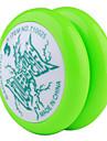 AODA no.710025 doble color blanco y verde de alta velocidad de bola del yoyo